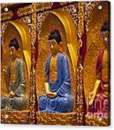 Vietnamese Temple Acrylic Print