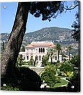 Villa Ephrussi De Rothschild Acrylic Print