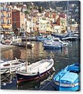 Villefranche-sur-mer    Acrylic Print