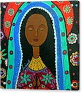 Virgin Guadalupe Acrylic Print