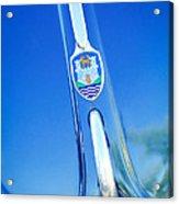 Volkswagen Vw Emblem Acrylic Print