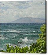 Wailea Point Maui Hawaii Acrylic Print