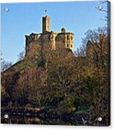 Warkworth Castle Acrylic Print