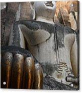 Wat Si Chum Acrylic Print
