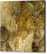 Longhorn Caverns Water Creation Acrylic Print