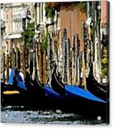 Water's Edge Acrylic Print by Cole Black