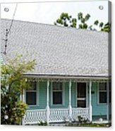 Webster Cottage Acrylic Print