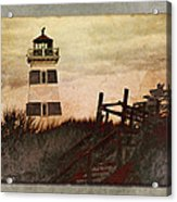 West Point Lighthouse Acrylic Print