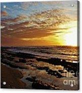 Westside Sunset Acrylic Print