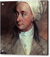 William Cowper (1731-1800) Acrylic Print