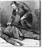 William Henry Vanderbilt (1821-1885) Acrylic Print