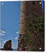 Yavapai Tower Acrylic Print