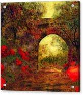 Ye Olde Railway Bridge Acrylic Print