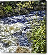 Yellowstone River Acrylic Print