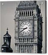 Big Ben Closeup Acrylic Print