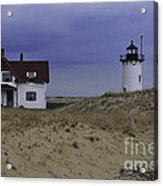 Race Point Light 1 Acrylic Print