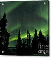 The Aurora Borealis Acrylic Print