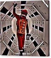 2001 A Space Odyssey Acrylic Print