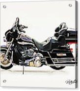 2003 Harley Davidson Acrylic Print