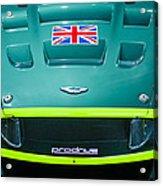 2005 Aston Martin Dbr9 Acrylic Print