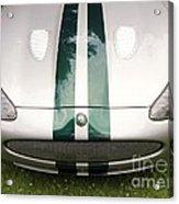 2005 Jaguar Xkr Stirling Moss Signature Edition Acrylic Print
