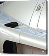 2005 Maserati Mc12 Emblem Acrylic Print