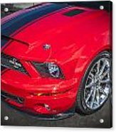 2007 Ford Mustang Shelby Gt500 427  Acrylic Print