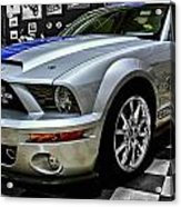 2008 Ford Mustang Shelby Acrylic Print