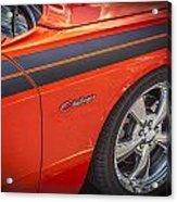 2010 Dodge Challenger Rt Hemi Acrylic Print