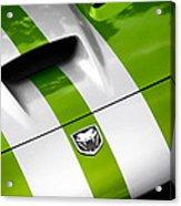 2010 Dodge Viper Srt10 Acrylic Print