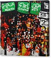 2012 068 New Jersey Acrylic Print