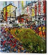 2012 111 Lukavica Acrylic Print
