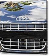 2012 Audi R8 Quattro Acrylic Print