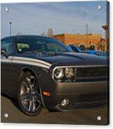 2012 Dodge Challenger R/t Classic Acrylic Print