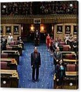 2013 Arizona Senate Portrait Acrylic Print