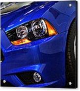 2013 Dodge Charger Daytona Acrylic Print