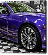 2013 Dodge Charger Acrylic Print