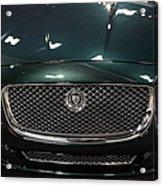 2013 Jaguar Xj Range - 5d20263 Acrylic Print