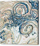 2013-sands Acrylic Print