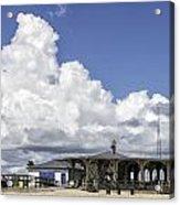 201409090-032 Cameron-county-park-pavilion 2x3 Acrylic Print