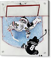 2015 Honda Nhl All-star Skills Acrylic Print