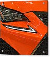 2015 Lexus Front End Acrylic Print
