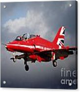 2015 Red Arrows  Acrylic Print