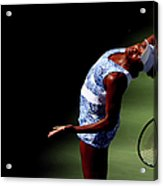 2015 U.s. Open - Day 7 Acrylic Print