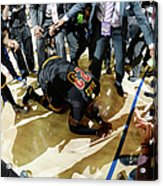 2016 Nba Finals - Game Seven Acrylic Print