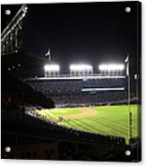2016 World Series  - Cleveland Indians Acrylic Print