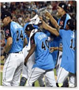 2017 T-Mobile Home Run Derby Acrylic Print