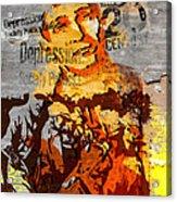 20th Century Depression Acrylic Print