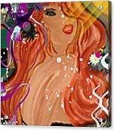 Pikotine Art Acrylic Print