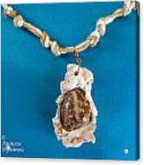Aphrodite Gamelioi Necklace Acrylic Print